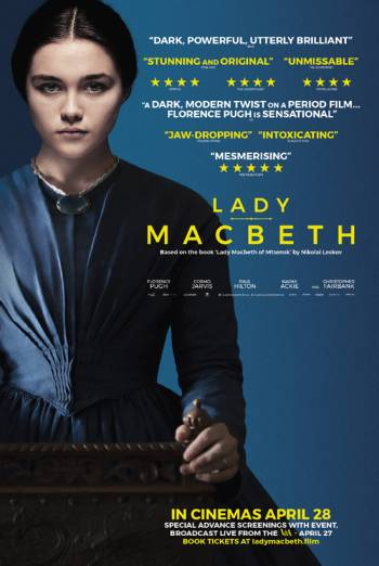LADY MACBETH <span>[Additional material,Audio commentary]</span> artwork