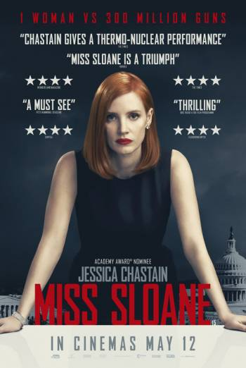 MISS SLOANE artwork