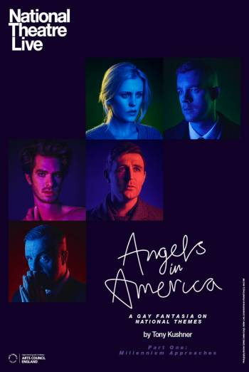 Angels In America Part One: Millennium Approaches - NT Live 2017