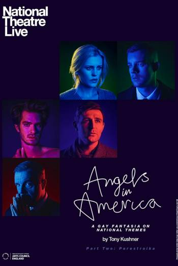 Angels In America Part Two: Perestroika - NT Live 2017