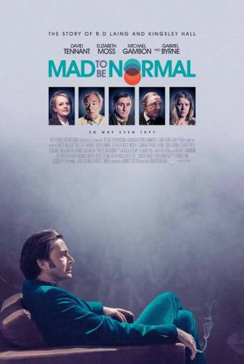 MAD TO BE NORMAL artwork
