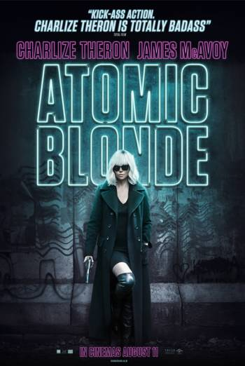 ATOMIC BLONDE <span>(2017)</span> artwork