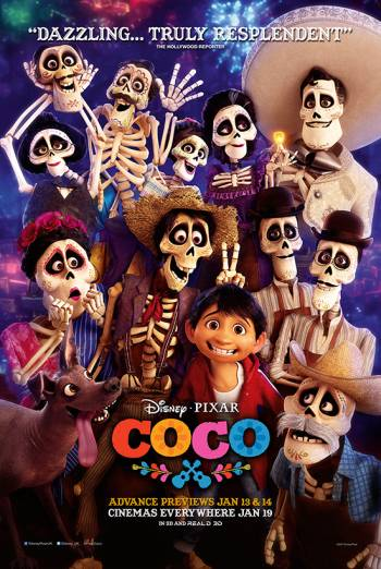 COCO <span>[Trailer M,3D]</span> artwork