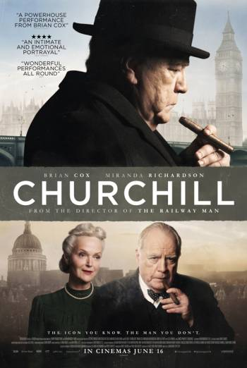 CHURCHILL artwork