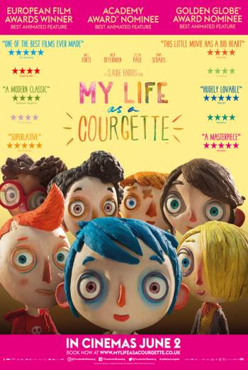 MY LIFE AS A COURGETTE <span>(2016)</span> artwork
