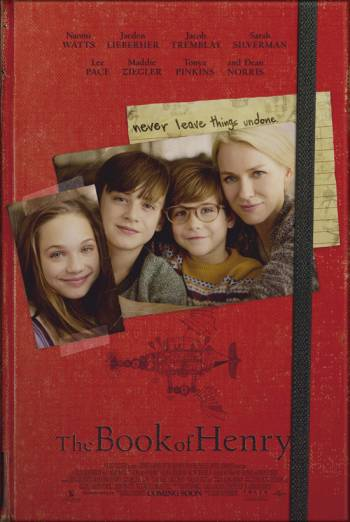THE BOOK OF HENRY artwork