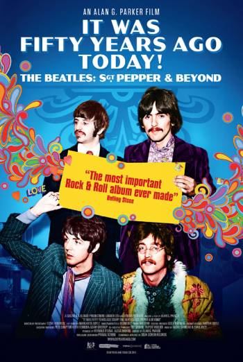 IT WAS 50 YEARS AGO TODAY! THE BEATLES: SGT. PEPPER & BEYOND <span>(2017)</span> artwork