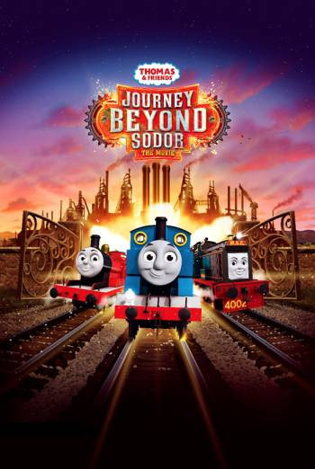 Thomas and Friends: Journey Beyond Sodor Poster