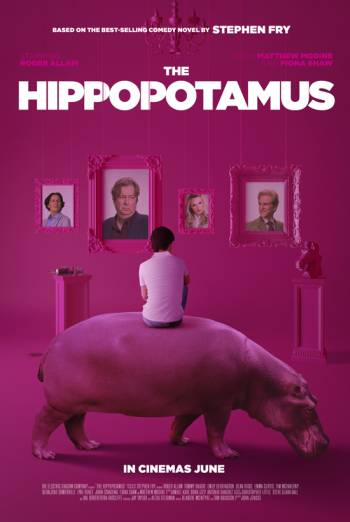 The Hippopotamus with Q&A Poster