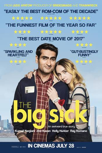 THE BIG SICK <span>(2017)</span> artwork