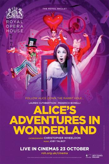 The Royal Ballet: Alice's Adventures in Wonderland