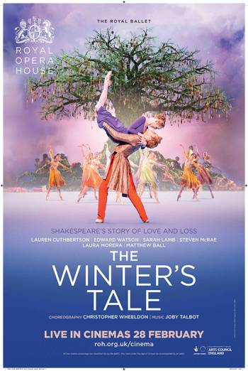 The Royal Ballet: The Winter's Tale (2018) poster