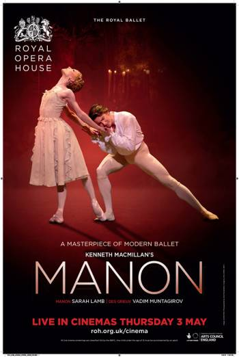 ROH: Manon Poster