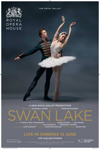 The Royal Ballet: Swan Lake Encore Poster