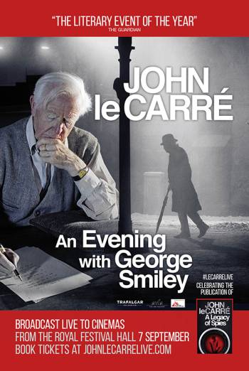 John le Carré - An Evening with George Smiley Poster