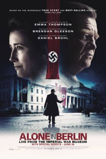 ALONE IN BERLIN artwork