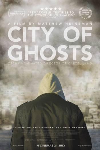 CITY OF GHOSTS <span>(2017)</span> artwork