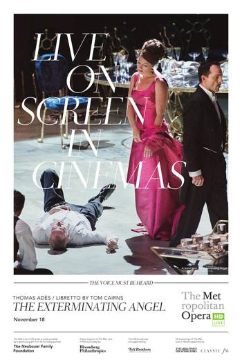 MET Opera: The Exterminating Angel (2017)