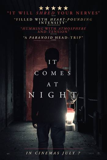 IT COMES AT NIGHT artwork