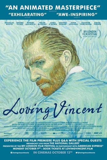 LOVING VINCENT artwork