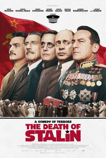 THE DEATH OF STALIN <span>(2017)</span> artwork