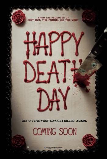 HAPPY DEATH DAY <span>(2017)</span> artwork