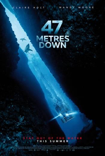 47 METRES DOWN <span>(2017)</span> artwork
