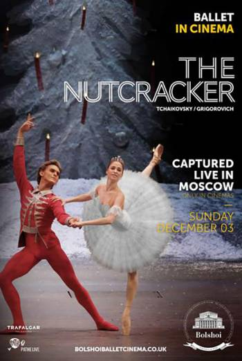 Bolshoi: The Nutcracker Poster