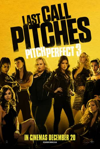 PITCH PERFECT 3 <span>[12 Days of Pitchmas Vue]</span> artwork