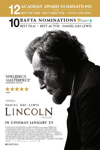 LINCOLN <span>(2012)</span> artwork