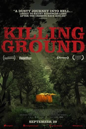 KILLING GROUND <span>(2016)</span> artwork