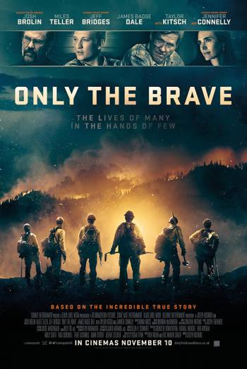 ONLY THE BRAVE artwork
