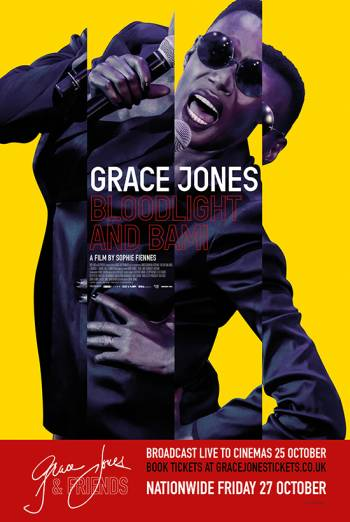 Grace Jones - Live with Friends