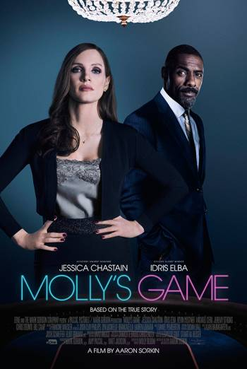 MOLLY'S GAME artwork