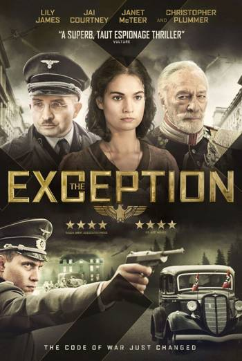 THE EXCEPTION <span>(2016)</span> artwork