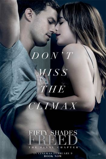 FIFTY SHADES FREED <span>(2018)</span> artwork