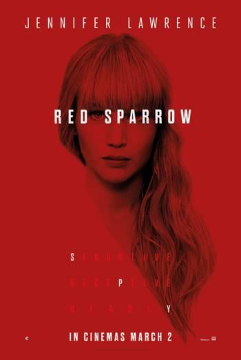 Red Sparrow 2018 movie