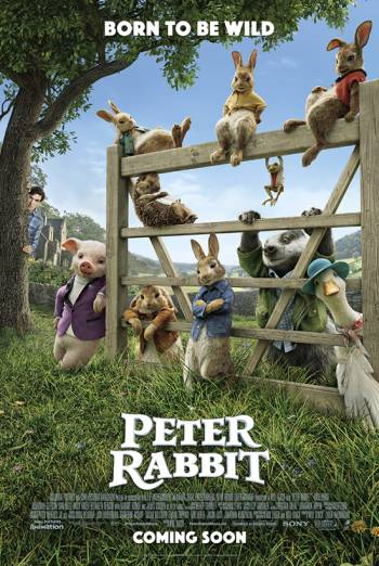 Peter Rabit 2018 movie