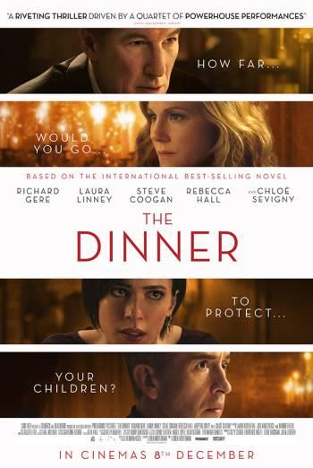 THE DINNER <span>(2017)</span> artwork