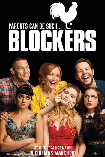 BLOCKERS artwork