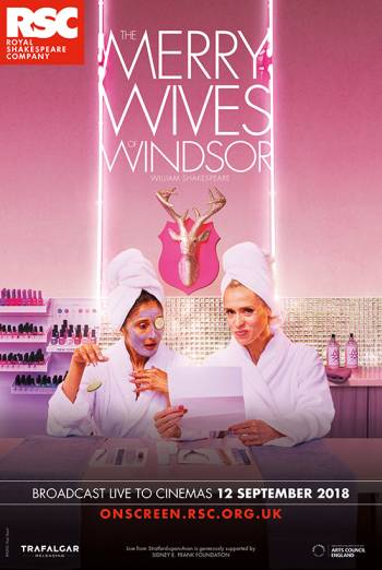 RSC: The Merry Wives of Windsor Poster