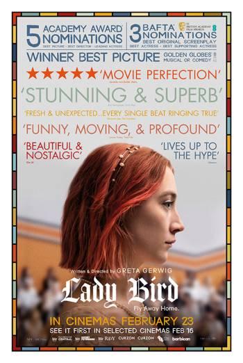 Lady bird book tickets online vue cinemas ccuart Choice Image