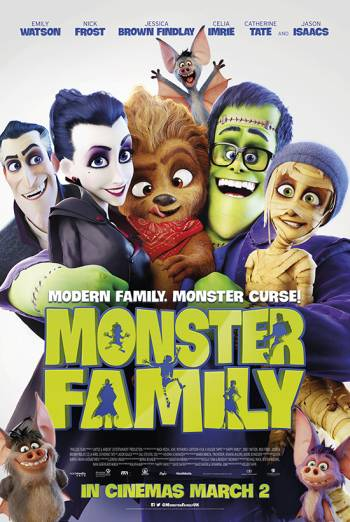 MONSTER FAMILY <span>(2017)</span> artwork