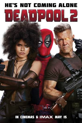 DEADPOOL 2 <span>(2018)</span> artwork