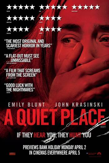 A QUIET PLACE artwork