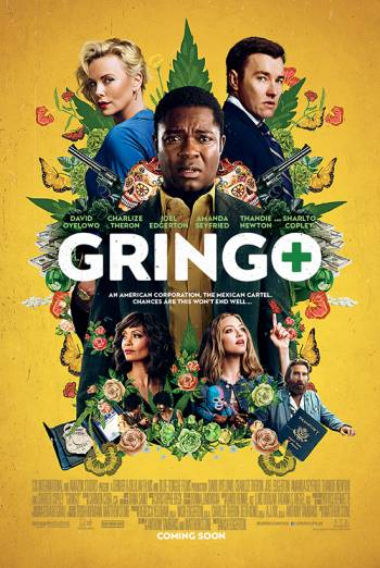 GRINGO artwork