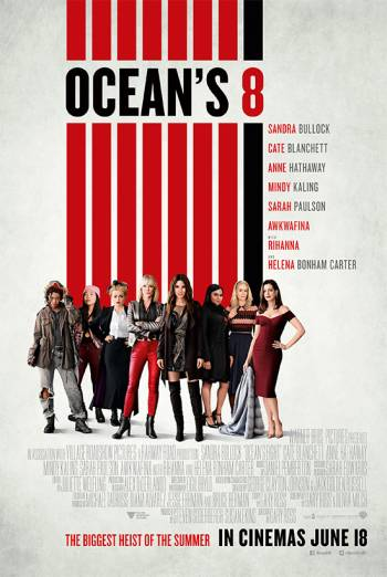 OCEAN'S 8 <span>[Trailer F4]</span> artwork