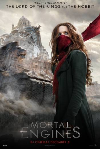 MORTAL ENGINES <span>[2D]</span> artwork