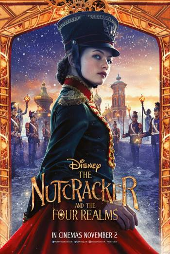 THE NUTCRACKER AND THE FOUR REALMS <span>[2D]</span> artwork