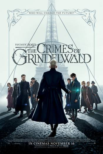 FANTASTIC BEASTS: THE CRIMES OF GRINDELWALD <span>[3D]</span> artwork